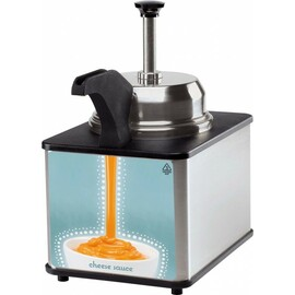 Hot-Topping-Spender 2,8 ltr beheizbar 230 Volt  L 227 mm  H 310 | 392 mm Produktbild