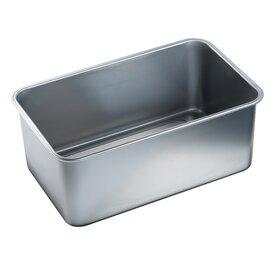 200 mm Tiefe mit GELOCHT günstig GN Behälter Gastronorm 1//2 Edelstahl 65 mm