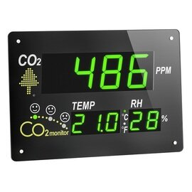 CO2-Monitor Air CO2ntrol Observer digital | 0 ppm bis 3000 ppm  L 298 mm Produktbild