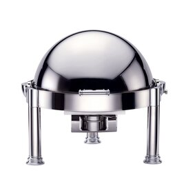 Chafing Dish ISEO Rolldeckel  Ø 300 mm | 410 mm  H 370 mm Produktbild
